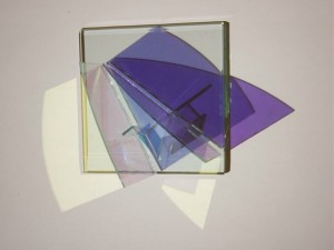 dichroic glass studies