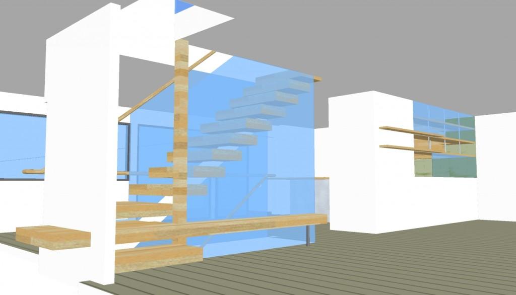 Rose:Rover_kitchen:stair3_6.26.15