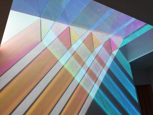 dichroic glass work