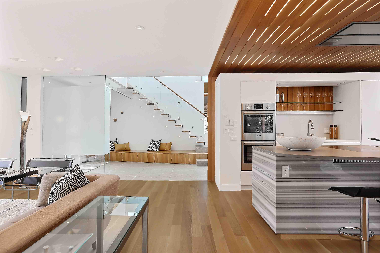 ... Light And Living By Levitt Architects Garden House ...